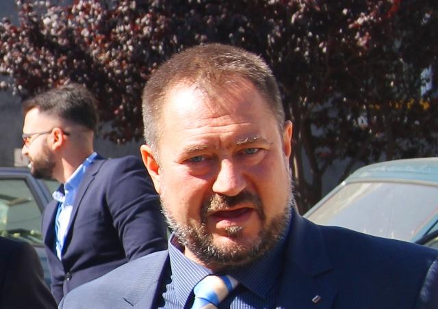 Među uhapšenima i Petar Haralampiev, predsednik Državne agencije za Bugare u inostranstvu. Foto VranjeNews