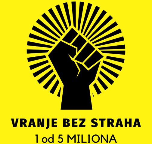 Najavljeni protest dobio je i svoj logo. Foto logo