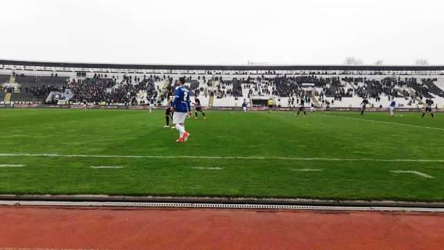 Posle Partizana mali pad Surduličana u formi. Foto FK Partizan