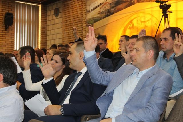 Data saglasnost na Program i finansijski plan Urbanizma. Foto VranjeNews
