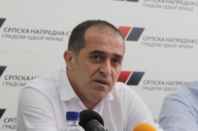 Svi moramo mnogo više da radimo: Slaviša Bulatović. Foto VranjeNews