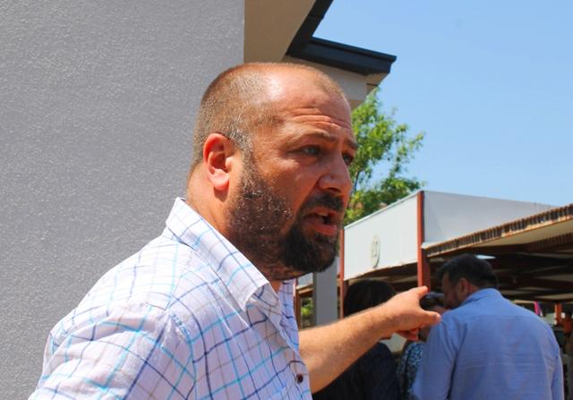 Trideset migranata iz Bele Palanke prebačeno u Bosilegrad: Slobodan Savović. Foto VranjeNews