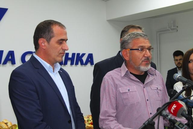 Generalni sekretar GrO SNS Goran Đorđević. Foto VranjeNews