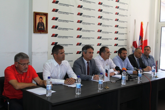 Vranjski odbor čvrsto stoji iza Stevanovićevog učinka. Foto VranjeNews