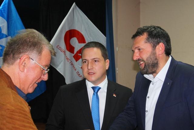 Koalicija funkcioniše. Foto VranjeNews