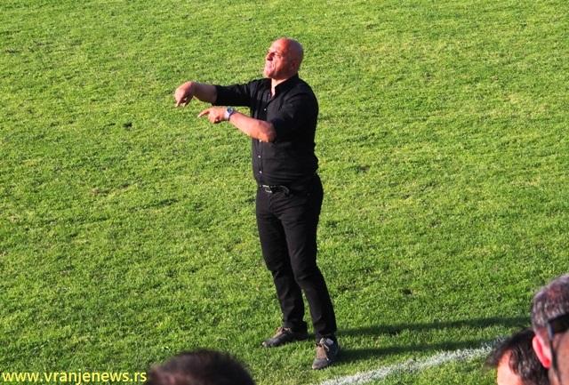 Sačekaće povratak na teren: Dragan Antić Recko. Foto Vranje News