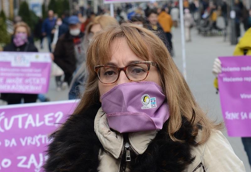 Suzana Antić Ristić. Foto Odbor za ljudska prava