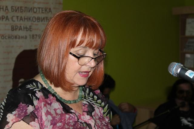 Vesna Petric. Foto VranjeNews