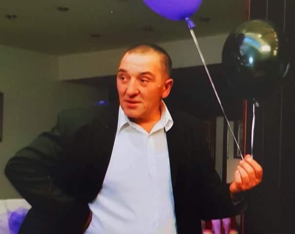 Slika sa rođendana tokom koga je greškom ubijen: Voja Spasić. Foto privatna arhiva