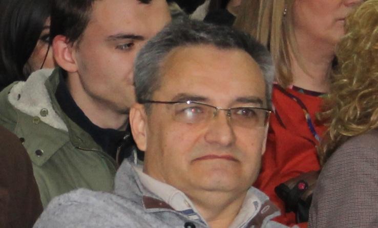 Žikica Dimitrijević. Foto VranjeNews