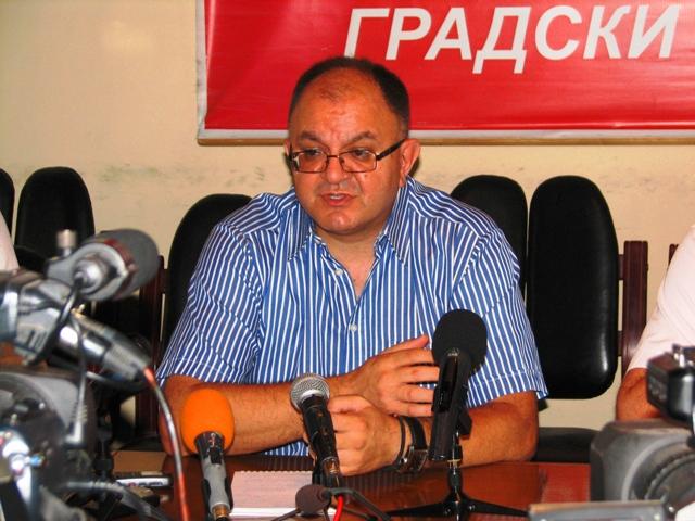 Antić smatra da većina građana ne želi državu blagostanja. Foto VranjeNews